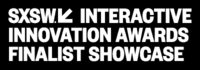 SXSW Interactive Innovation Awards Finalist Showcase logo